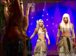 Tribe Nawaar's Color Theory For Costuming, All White Costuming