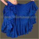 Tribe Nawaar's Color Theory For Costuming, Blue Skirt
