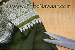 How To Shorten Salawar Aka Harem Pants Or Pantaloons