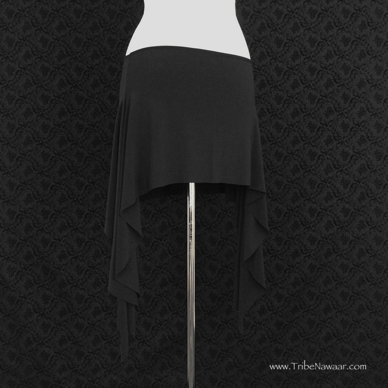 Black Rosehips Skirt