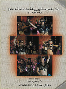 Tribe Nawaar's FCBD® DVD: Tribal Basics Vol. 9; Anatomy Of A Step