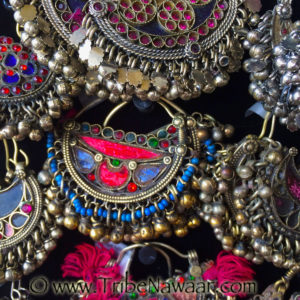 Traditional Kuchi Earrings