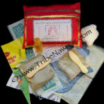 Tribe Nawaar's diy henna night supplies kit, contents