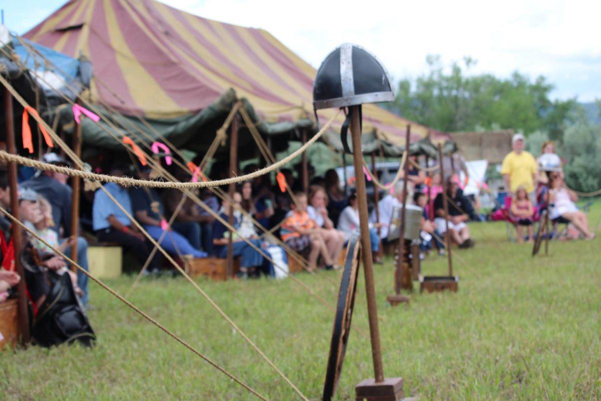 Colorado Medieval Festival in Loveland, CO June 2, 3, 4, 2017