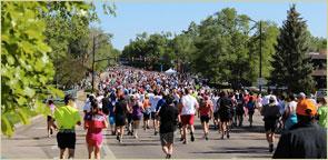 BolderBOULDER 10k Runners, Memorial Day Weekend