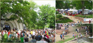 Boulder Creek Festival, Memorial Day Weekend