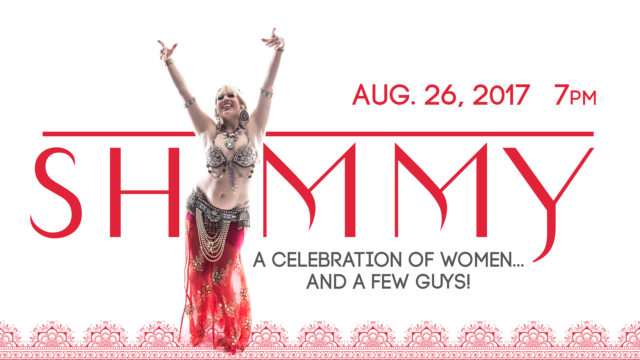 Shimmy, a Dance4SWAY benefit August 26, 2017 in Fort Collins, CO