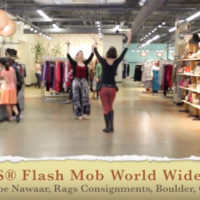 Tribe Nawaar ATS® Flash Mob Boulder, CO 2016