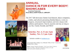 Dance Is For Every Body Showcase